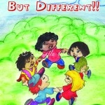 Exactly The Same, But Different Diversity Poster