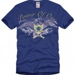 Power Of One Shirt Design