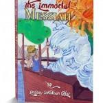 The Immortal Messiah Custom Book Cover Design