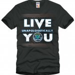 Unapologetically You Shirt Logo Design