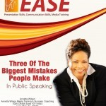 Speak With Ease Report Cover Design