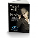 "Custom Cover ""Emily Post's"""