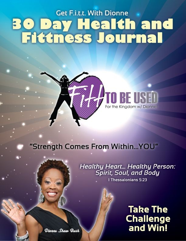 Custom Fitness Journal Design