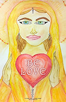 Be Love Poster